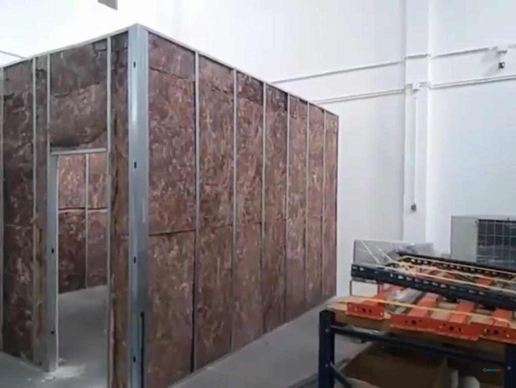 parede pladur interiores