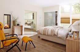 Dormitorios de estilo escandinavo de Elfa Deutschland GmbH