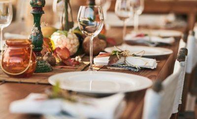 5 chaves para apresentar a mesa de Natal perfeita